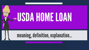 Usda Rd by What Is Usda Home Loan What Does Usda Home Loan Mean Usda Home