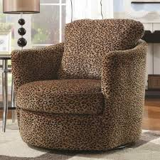 Swivel Armchairs For Living Room Design Ideas Chairs Fabric Swivel Armchairs For Living Room Image