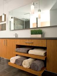 Storage For Towels In Bathroom Organizing And Storing Bathroom Towels 3 Ways And 18 Ideas