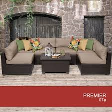 Outdoor Wicker Patio Furniture - patio furniture cast aluminum sears
