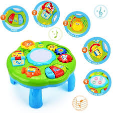 infant activity table toy baby development learning table toy educational game kid activity