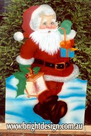 Commercial Christmas Decorations In Adelaide by Bright Design Section 02 Santa Outdoor Christmas Displays