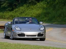 Porsche Boxster Generations - porsche boxster s 2007 pictures information u0026 specs