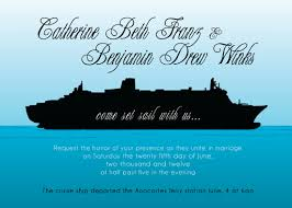 cruise wedding invitations anslie s printable personalized invitation wedding designs