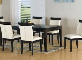 Small Modern Kitchen Table by Glass Kitchen Tables For Small Spaces Dining Room Pretty Glass Top