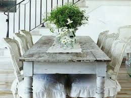 Dining Chairs Shabby Chic Shabby Chic Oval Dining Table Pine Laminate Flooring Fruit Glass