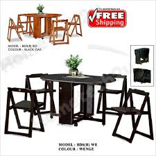 Wooden Folding Dining Table Elegant Wooden Foldable Dining Table And 4 Folding Chairs Dining Set 14 Folding Chairs Set Of 4 Designs Jpg