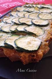 mimi cuisine tarte courgette et polenta mimi cuisine