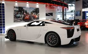 lexus lfa buy usa used lexus lfa nurburging edition for sale in the uk is a steal at