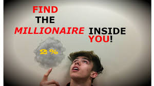 how to find yourself how to bring out the millionaire in you