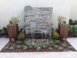 elegant backyard water fountains wonderful backyard water