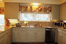 country plaid tierins marvelousin valances for kitchen and home