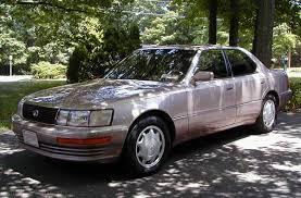1990 lexus ls400 parts generation lexus ls400 1990 1994 lexus ls400 road test