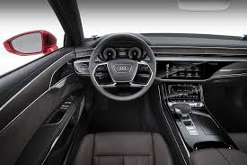 audi a8 limited edition 2018 audi a8 interior autobics