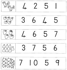 Visual Discrimination Worksheets Gr R Module 3 Numeracy 06