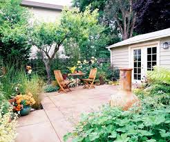 Ideas For Backyard Patios Patio Materials And Designs