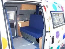 Conversion Van Interiors Camper Van Conversion Example Layouts Campervan Life
