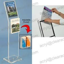 Acrylic Display Cabinet Natural Resources Group Acrylic Display Stand Point Of Sale