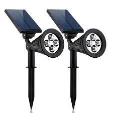 Brightest Solar Powered Landscape Lights - brightest solar spot lights outdoor part 43 180â angle