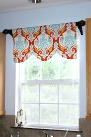 Blue Curtain Valance Kitchen Astounding Waverly Kitchen Curtains Waverly Felicite
