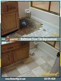 How To Replace Bathroom Tile Cincinnati Tile Repair And Installation Flooring Repair Ohio