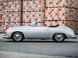 rm sotheby u0027s 1955 porsche 356 pre a 1600 speedster by reutter