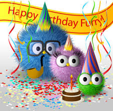 Birthday Cards Cute Cartoon Happy Birthday Card Free Vector Download 29 720 Free