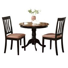3 Piece Kitchen Bistro Set by Best 25 3 Piece Dining Set Ideas On Pinterest Small Dining Sets