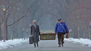 why planes trains and automobiles is the thanksgiving