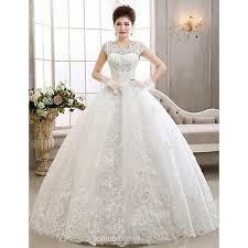 wedding dress online uk gown ankle length wedding dress bateau lace cheap uk dresses