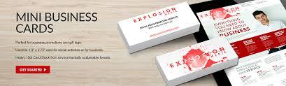 mini business cards lilbibby