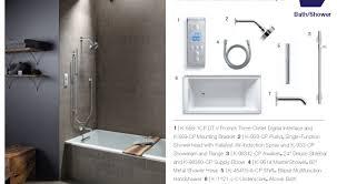 digital shower temperature control landscape lighting ideas