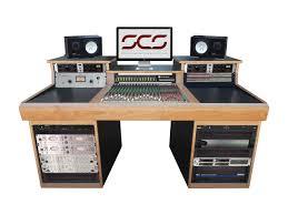 Audio Studio Desk by Toft Studio Desks