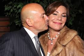it u0027s official luann and tom file for divorce page six