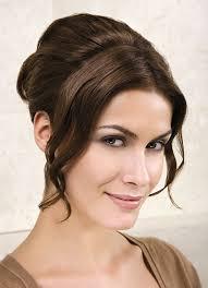Hochsteckfrisurenen Schnell Und Einfach Selbst Gemacht by Einfache Hochsteckfrisuren Für Mittellanges Haar Zum Selber Machen