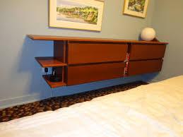 Furniture Engaging Bedroom Decoration Using 6 Drawer Blue Wood