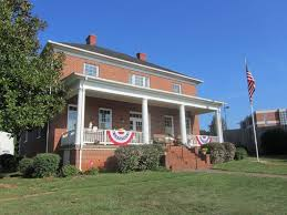Flag Goochland Franklin County History Museum Virginia Is For Lovers