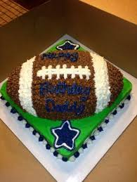 football cake this is one of the most rewarding and easiest cakes to tackle