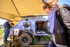 offroad teardrop camper our teardrop trailer introducing wilma wildernessdave