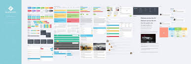 Homepage Design Concepts Top 15 Free Web Page Wireframe Kits For Web Designers U0026 Developers
