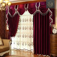 European Lace Curtains Cheap Curtains Readymade Buy Quality Curtains Silk Directly From