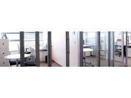 cloison vitr bureau cloison amovible vitre cheap porte placard vitree coulissante