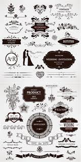 Good Decorative Elements Wedding Decor Vector Vector Graphics U0026 Vector Illustrations