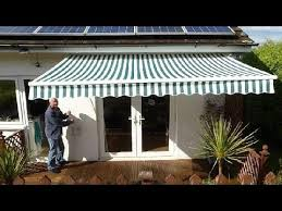 Aleko Awning Reviews How To Put Up An Awning Youtube