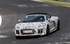 audi r8 ads 2017 audi r8 spyder spy shots photo gallery autoblog