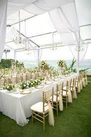latitude villa white u0026 green elegant garden wedding