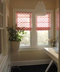 How To Make Roman Shades For French Doors - how to make a fifteen minute diy window shade house window and
