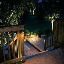 Lighting Landscape Kichler Landscape Lighting Landscape Deck Lighting Kichler