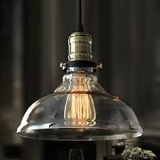 Diy Vintage Chandelier Diy Led Glass Ceiling Light Vintage Chandelier Pendant Edison Lamp