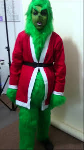 grinch costume the grinch costume for sale in my online ebay store